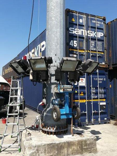 Installazione-di-pali-per-telecomunicazioni-industrie